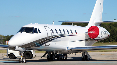 C-GREQ - Cessna 680 Citation Sovereign - Private