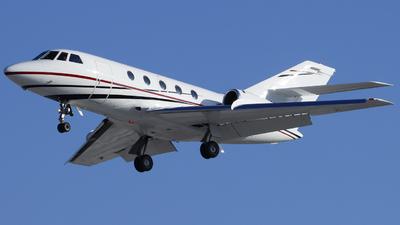 N730RA - Dassault Falcon 20 - Private