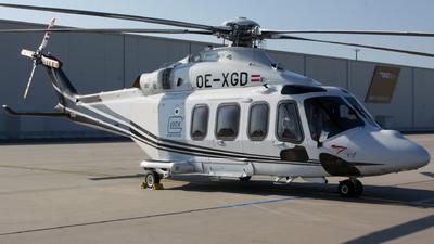 OE-XGD - Agusta-Westland AW-139 - Glock Aviation