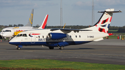 D-BMAD - Dornier Do-328-300 Jet - British Airways (Sun-Air)