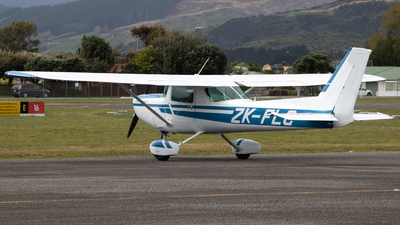 ZK-FLC - Cessna 152 II - Kapiti Districts Aero Club