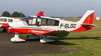 F-GLDC - Robin DR400/120 - Aero-Club Yonnais