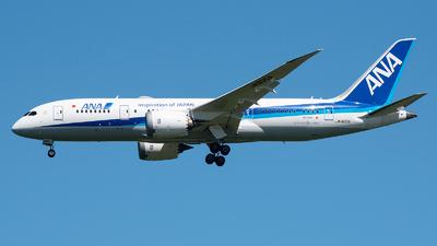 JA805A - Boeing 787-8 Dreamliner - All Nippon Airways (Air Japan)