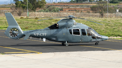 VP-CFF - Eurocopter EC 155B1 Kocoglu - Private