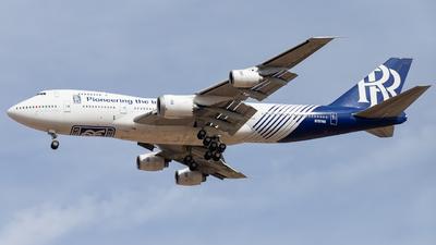 A picture of N787RR - Boeing 747267B - [21966] - © Charlie Ramirez Jr.