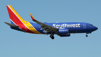 N434WN - Boeing 737-7H4 - Southwest Airlines