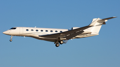 N724AG - Gulfstream G650 - Private