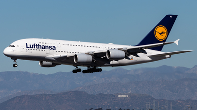 A picture of DAIMA - Airbus A380841 - [038] - © Brandon Giacomin