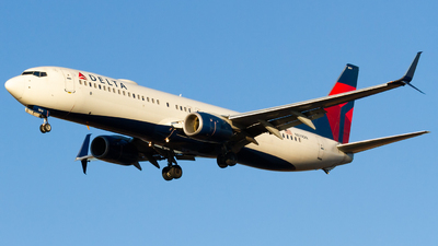 A picture of N819DN - Boeing 737932(ER) - Delta Air Lines - © Conor Clancy