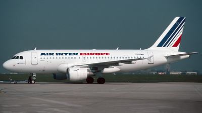 F-GPMH - Airbus A319-113 - Air Inter Europe