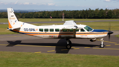 OO-SPA - Cessna 208B Grand Caravan - Sky Dive Spa