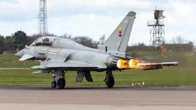 ZK379 - Eurofighter Typhoon T.3 - United Kingdom - Royal Air Force (RAF)