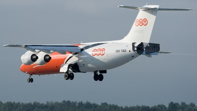 OO-TAD - British Aerospace BAe 146-300(QT) - TNT Airways