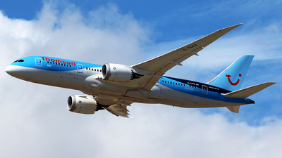 G-TUIG - Boeing 787-8 Dreamliner - Thomson Airways