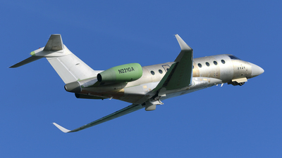 N221GA - Gulfstream G280 - Private