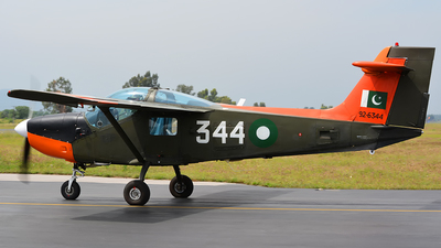 92-6344 - Pakistan MFI-17 Mushshak - Pakistan - Air Force