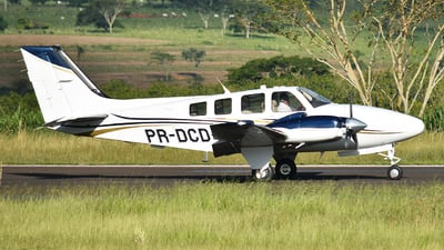 PR-DCD - Beechcraft G58 Baron - Private