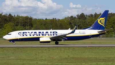 EI-DLG - Boeing 737-8AS - Ryanair