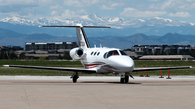N333QV - Cessna 510 Citation Mustang - Private