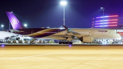 HS-THH - Airbus A350-941 - Thai Airways International