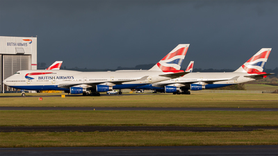 A picture of GBNLX - Boeing 747436 - [25435] - © Phil Woods