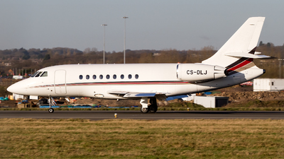 CS-DLJ - Dassault Falcon 2000EX - Private