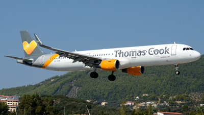 OY-TCH - Airbus A321-211 - Thomas Cook Airlines Scandinavia