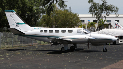 A picture of VHJFU - Cessna 441 Conquest - [4410158] - © Brenden