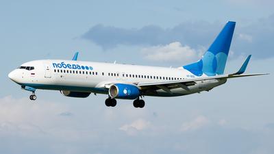 A picture of VPBOD - Boeing 7378LJ - Pobeda - © Alexander Belyakov