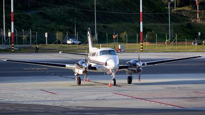 N30JR - Beechcraft C90A King Air - Private