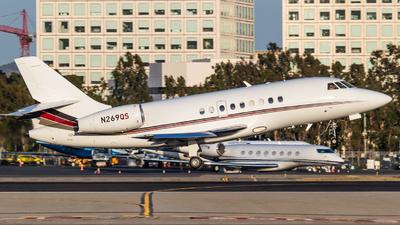 N269QS - Dassault Falcon 2000 - NetJets Aviation
