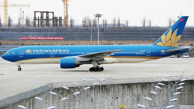 A picture of VNA146 - Boeing 77726K(ER) - [33505] - © JC