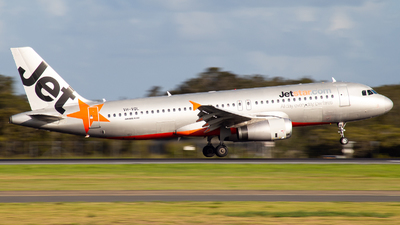 VH-VQL - Airbus A320-232 - Jetstar Airways