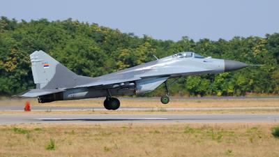 18102 - Mikoyan-Gurevich MiG-29B Fulcrum - Serbia - Air Force