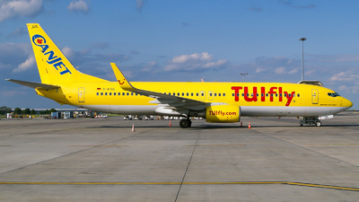 D-ATUL - Boeing 737-8K5 - CanJet Airlines (TUIfly)