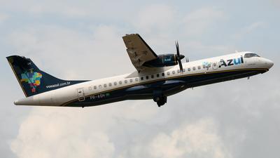 PR-AQH - ATR 72-212A(600) - Azul Linhas Aéreas Brasileiras