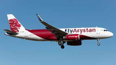 P4-KBD - Airbus A320-232 - Fly Arystan