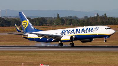 A picture of SPRSY - Boeing 7378AS - Ryanair - © Raphael Oletu