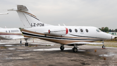 LZ-PDM - Hawker Beechcraft 390 Premier IA - Private
