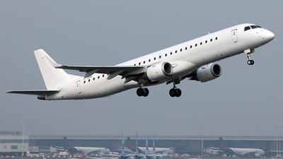 EI-GGB - Embraer 190-200LR - Stobart Air