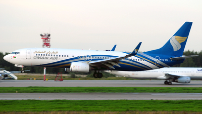 A picture of A4OBV - Boeing 73781M - Oman Air - © Felix Goetting