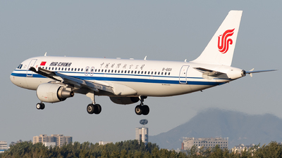 B-6611 - Airbus A320-214 - Air China