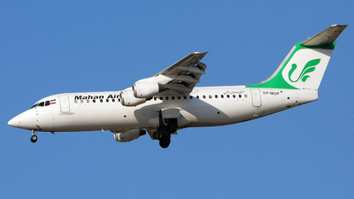 EP-MOF - British Aerospace BAe 146-300 - Mahan Air