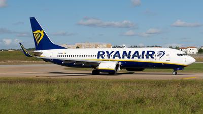 A picture of EIENX - Boeing 7378AS - Ryanair - © Rui Marques