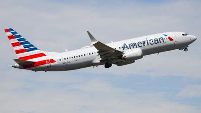 N342RX - Boeing 737-8 MAX - American Airlines