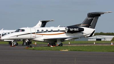 M-YAIC - Embraer 505 Phenom 300 - Private