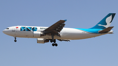 A picture of TCMCG - Airbus A300B4622R(F) - MNG Airlines - © ErezS
