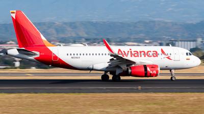 A picture of N694AV - Airbus A319132 - Avianca - © Ivan Jimenez Rojas