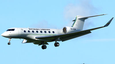 TR-KGM - Gulfstream G650ER - Gabon - Government