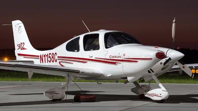 N1158C - Cirrus SR22 - Private